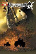 Mercenaries (comic) - Issue 1 Cover