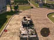 Dragon Lance Light Tank Top Front