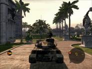Jaguar Tank Rear