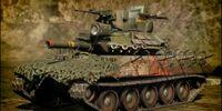 Cavalera light tank
