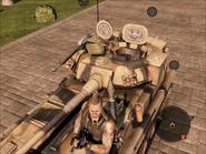 Puma Light Tank Turret View