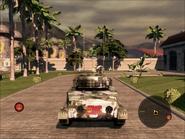 Dragon Lance Light Tank Rear