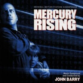 Mercury Rising Soundtrack cover