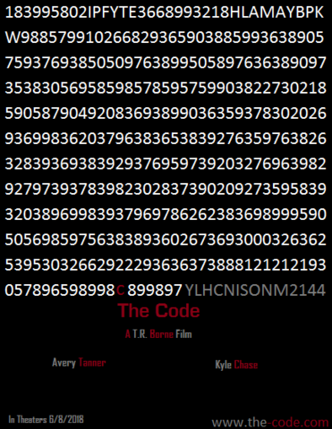 File:'The Code' teaser poster, Dec. 2017.png