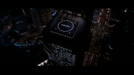IBM Building - aerial view