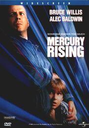 Mercury Rising DVD Cover