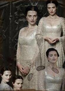 Morgana dress season 3 2