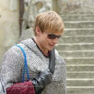 Bradley James Behind The Scenes Series 5-10