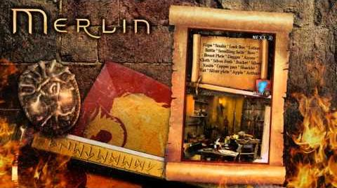 Merlin A Servant of Two Masters on Nintendo DS Merlin
