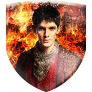 Merlin badge promo