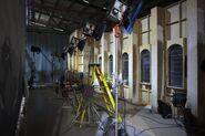 Set Behind The Scenes Series 5-1