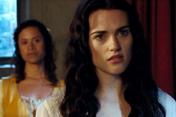 Morgana talks to Arthur