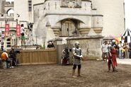 Merlin Cast and Crew Behind The Scenes Series 2-1