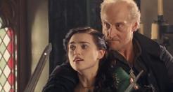 Aredian and Morgana