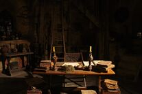 Gaius' chambers