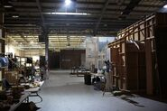 Set Behind The Scenes Series 5-4