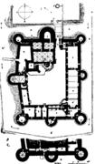 Description du chateau de pierrefonds Figure 01