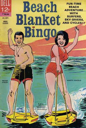 Beach Blanket Bingo Comic
