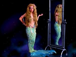 Sabrina Witch-Mermaid