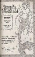 Manga - Profile Karen