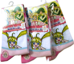 Taiwan Mermaid Lucia Socks