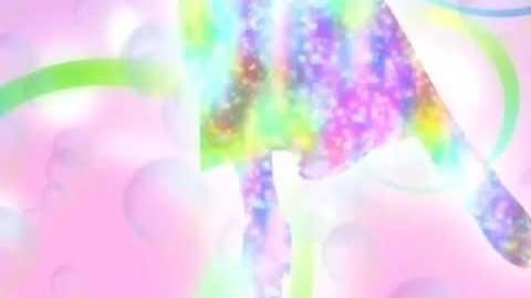 Mermaid Melody - Rina's Sea Transformation