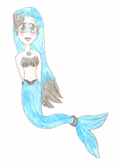 Destiney mermaid!