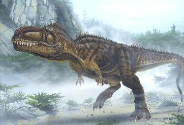 Giganotosaurus-Todd-Marshall