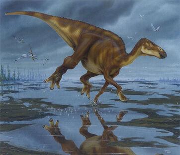 Edmontosaurus-Todd-Marshall