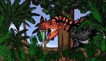 Ceratosaurus-Felipe-Alves-Elias