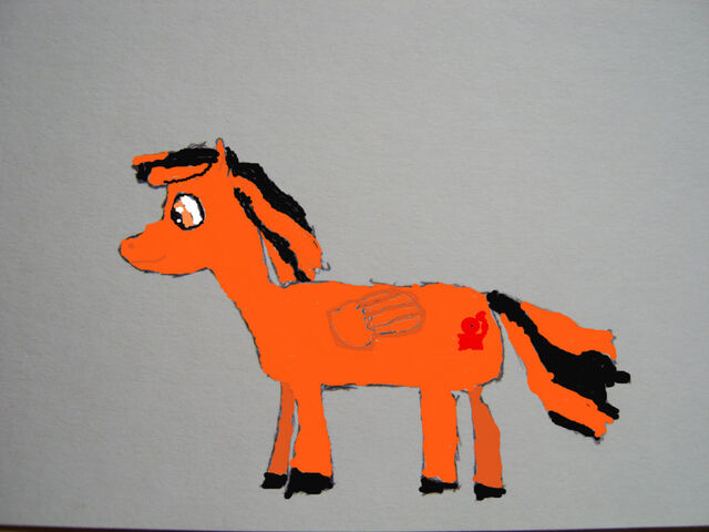 File:FANMADE- My MLP OC Pony Alarming Blaze.jpg
