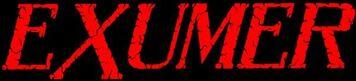 Exumer logo