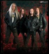 Crimson Cult bandfoto