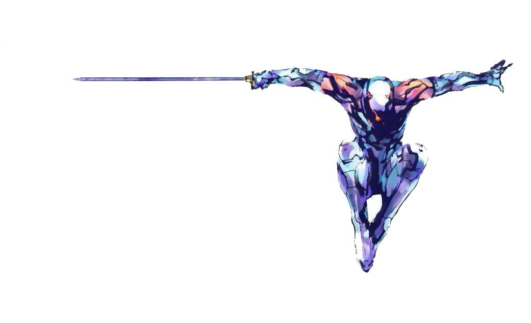 File:Metal Gear Gray Fox by Westbrionage.jpg