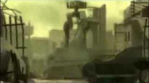 Metal Gear Solid 4 - 15 minutes trailer High Quality 16 9