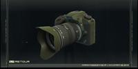 Metal Gear Solid 4 equipment