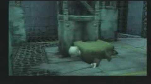 Metal Gear Solid TGS 1998 Trailer
