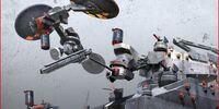 AI weapon (Peace Walker Project)