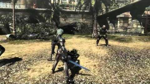 "Metal Gear Rising Revengeance - Cyborg Soldiers ""Cut at Will"" Gameplay MetalGearSolidTV"
