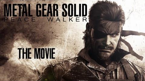 Metal Gear Solid Peace Walker - The Movie HD Full Story