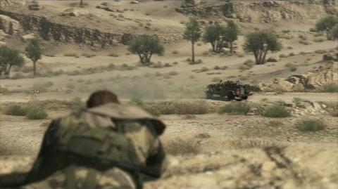 Metal Gear Solid V The Phantom Pain - GamesCom 2014 Japanese Gameplay Demo (HD 1080p 60FPS)