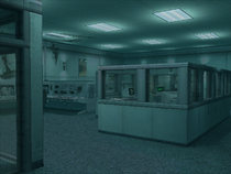 The Lab Pic 1 (Metal Gear Solid The Twin Snakes)