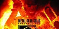 Metal Gear Solid: Portable Ops Original Soundtrack
