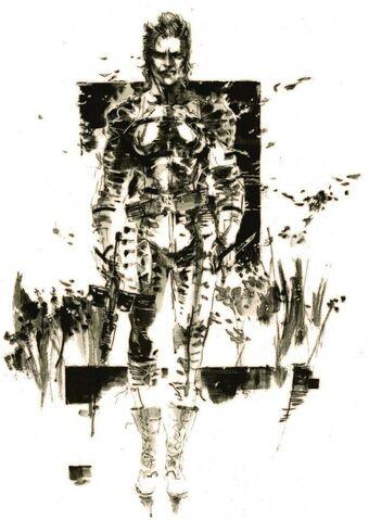 File:MGS3 The Boss Artwork.jpg