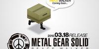 Metal Gear Solid: Piece Walker