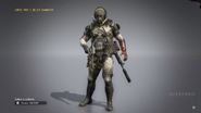 Metal gear parasite suit snake 45