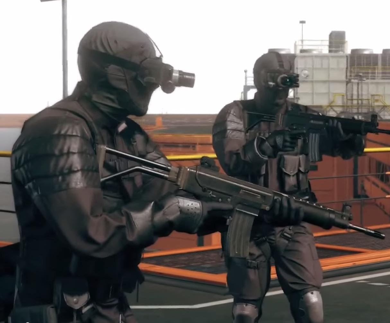 Image - MGSV-TGS-2014-Art-Characters.jpg   Metal Gear Wiki