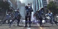 Law enforcement organizations