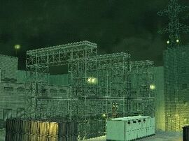San Hieronymo Power Substation