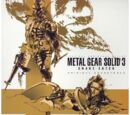 Metal Gear Solid 3: Snake Eater Original Soundtrack